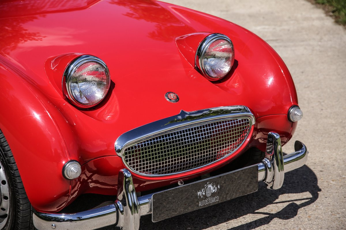 1960 Austin Healey  For Sale (picture 15 of 17)