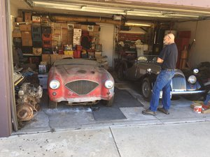 Picture of #23393 1954 Austin Healey 100-4 For Sale