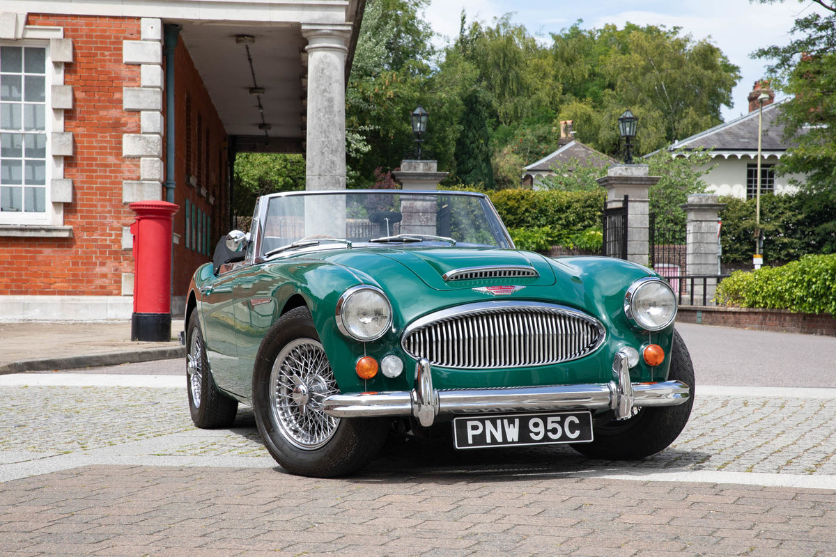 1965 Austin Healey 3000 MkIII BJ8 PhaseII For Sale (picture 1 of 6)