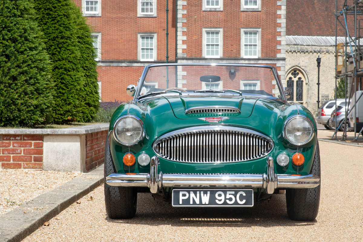 1965 Austin Healey 3000 MkIII BJ8 PhaseII For Sale (picture 2 of 6)