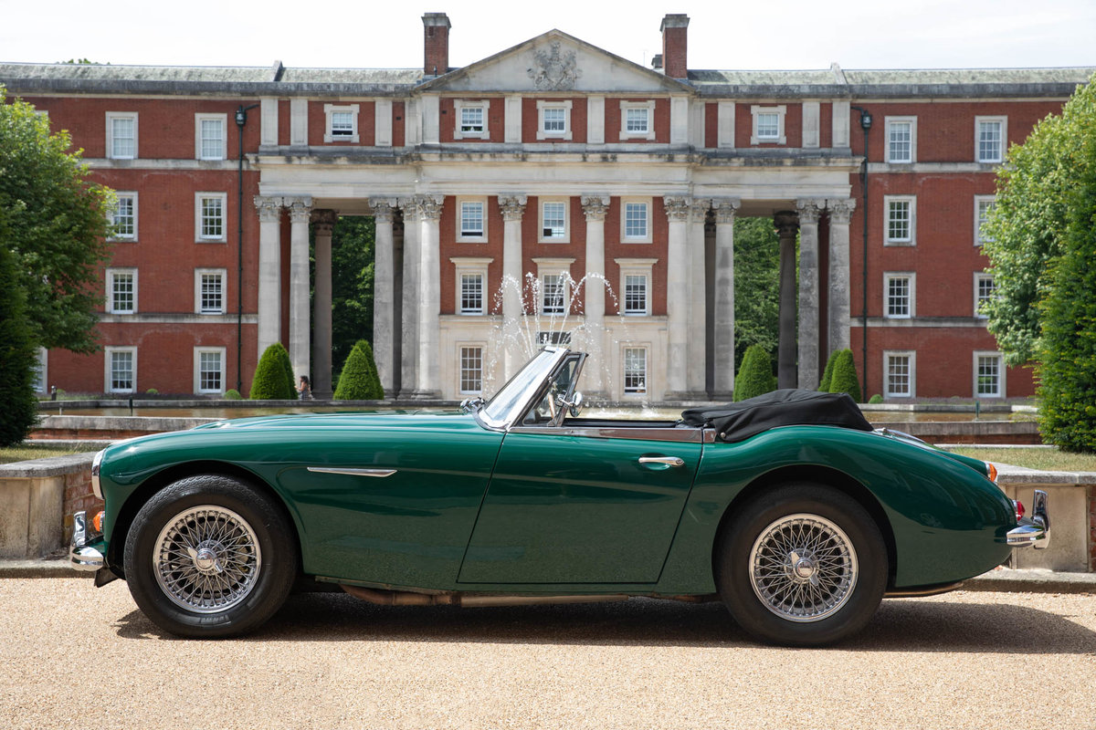 1965 Austin Healey 3000 MkIII BJ8 PhaseII For Sale (picture 3 of 6)