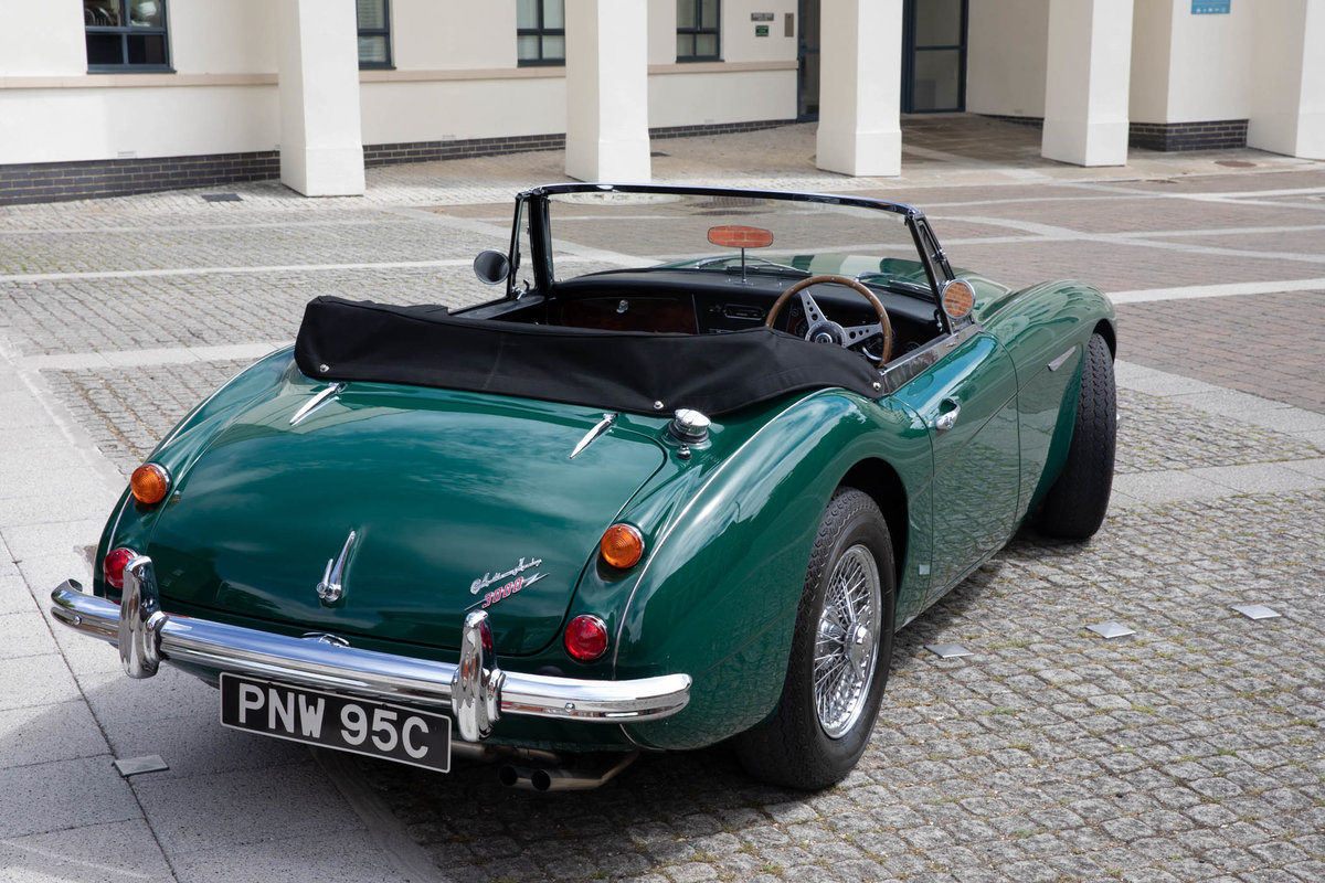 1965 Austin Healey 3000 MkIII BJ8 PhaseII For Sale (picture 4 of 6)