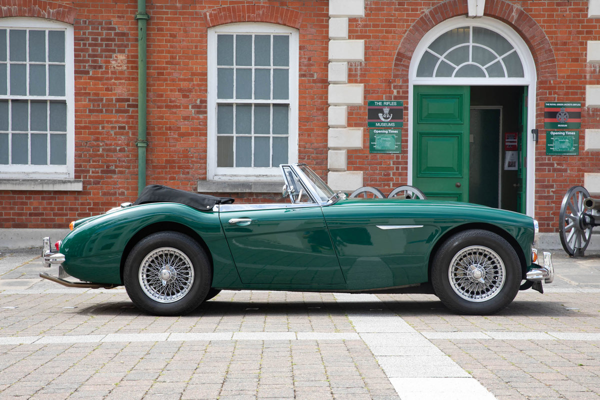 1965 Austin Healey 3000 MkIII BJ8 PhaseII For Sale (picture 5 of 6)