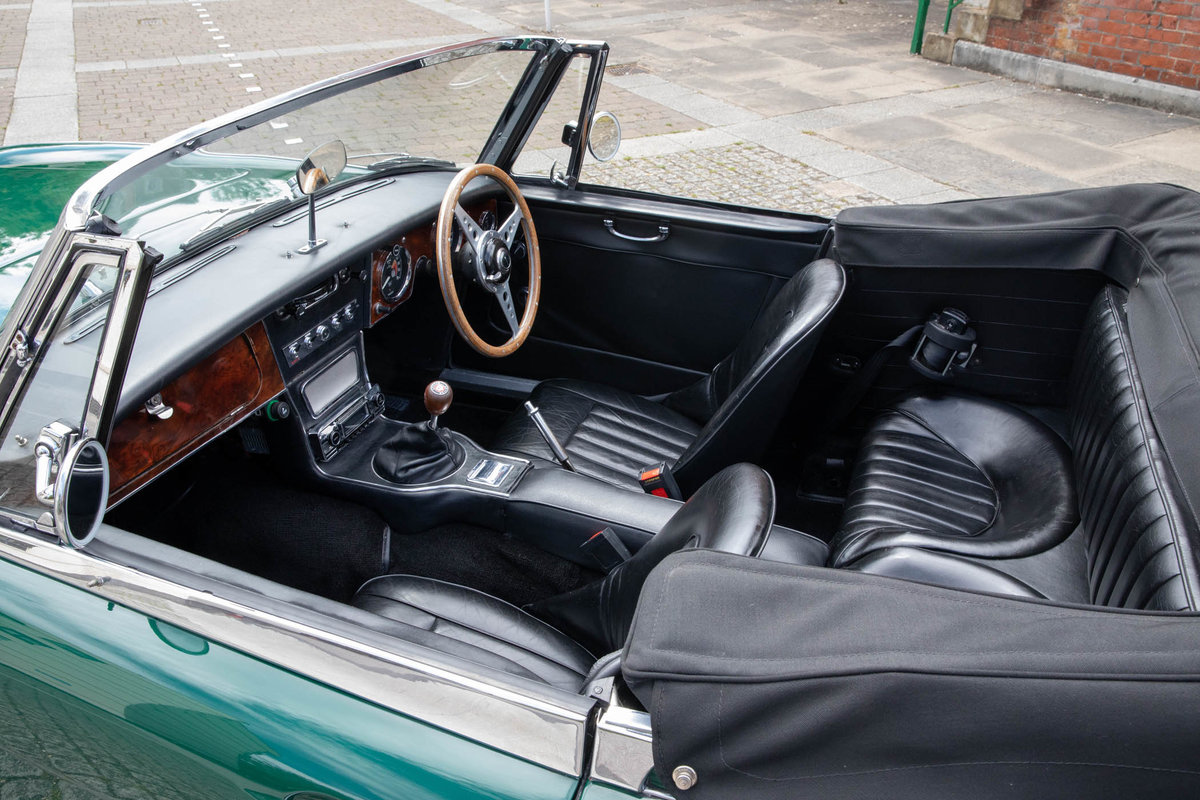 1965 Austin Healey 3000 MkIII BJ8 PhaseII For Sale (picture 6 of 6)