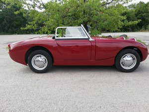1959 Austin Healey Sprite Classic British sports car