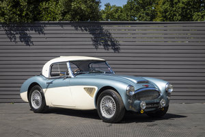Picture of AUSTIN-HEALEY 3000 MK 2 BT7 2 + 2, RHD,1961 SOLD