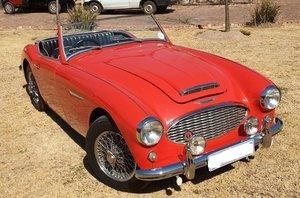 1956 1 Owner Austin Healey