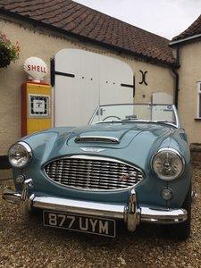 1960 Austin Healey BT7 3000 mk1