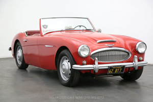 1962 Austin-Healey 3000 Tri-Carb Convertible Sports Car