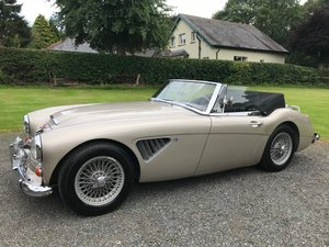 Picture of 1965 AUSTIN HEALEY MK3 3000 BJ8 FAST ROAD SPEC VERY RARE! SOLD