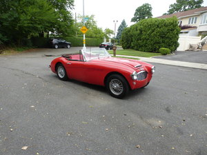 1963 Austin Healey 3000 MK-II BJ7 Good Mechanics For Sale