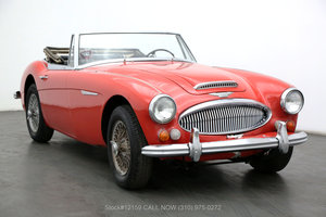 1967 Austin-Healey 3000 Convertible Sports Car