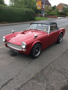 1962 Austin Healey Sprite 1700 Ford engine For Sale