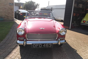 1963 Beautiful Austin  Healey sprite mk 2