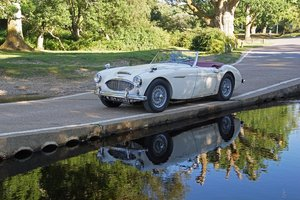 Austin Healey 100-6 unmolested original 1st paint
