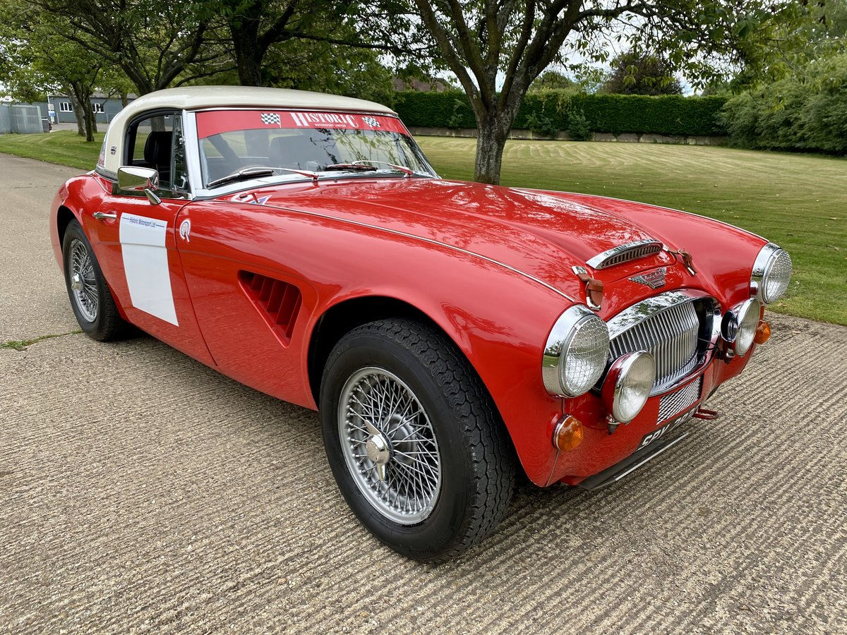 1965 Austin Healey 3000 Mk III Works Replica Rally Car For Sale (picture 1 of 6)