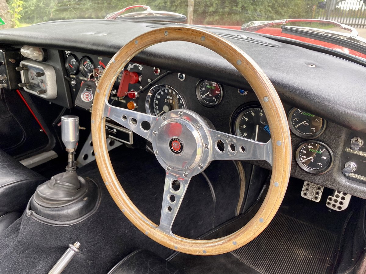 1965 Austin Healey 3000 Mk III Works Replica Rally Car For Sale (picture 3 of 6)