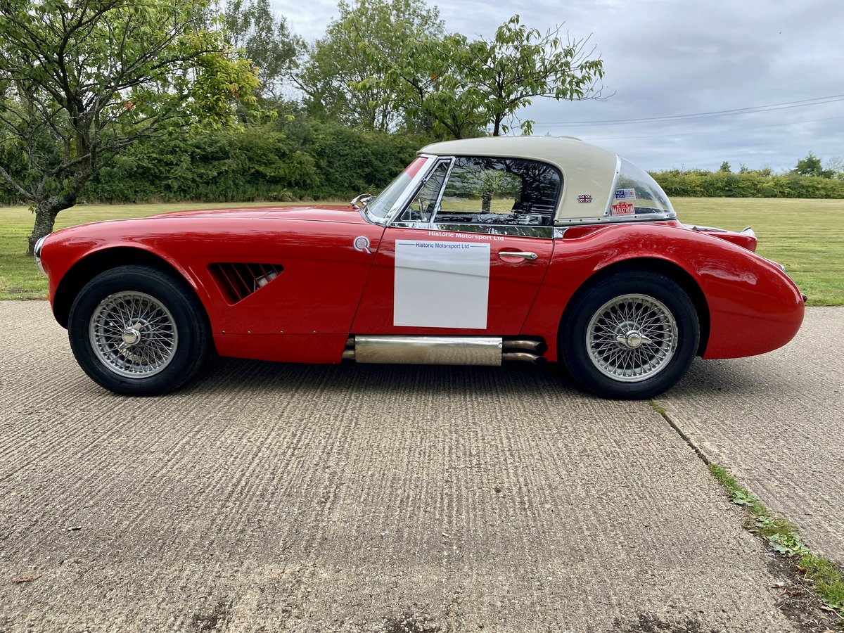 1965 Austin Healey 3000 Mk III Works Replica Rally Car For Sale (picture 5 of 6)