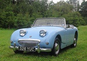 1959 Austin-Healey 'Frogeye' Sprite