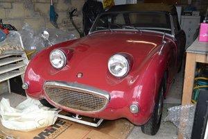 1958 Austin-Healey 'Frogeye' Sprite