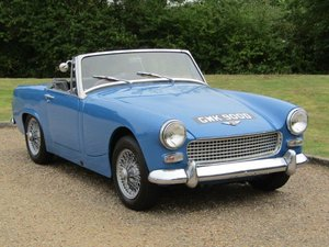 1966 Austin Healey Sprite MKIII at ACA 22nd August  For Sale