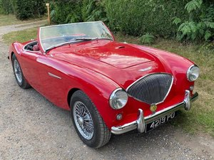 1954 Austin Healey 100/4 BN1 at ACA 22nd August  For Sale