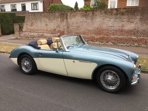 2003 Stunning Austin Healey 3000 Replica by Sebring For Sale