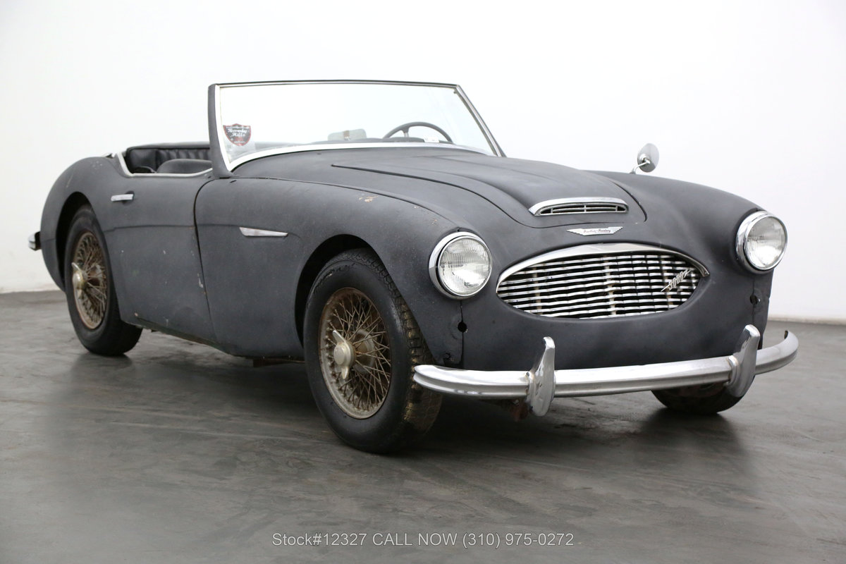 1960 Austin-Healey 3000 Convertible Sports Car For Sale (picture 1 of 6)