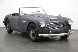 Austin-Healey 3000 Convertible Sports Car