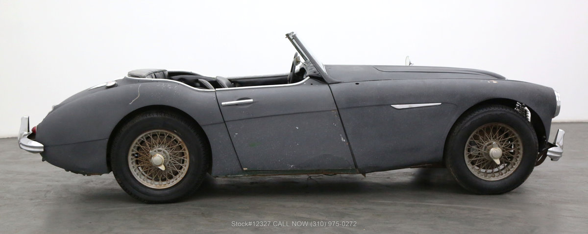 1960 Austin-Healey 3000 Convertible Sports Car For Sale (picture 2 of 6)