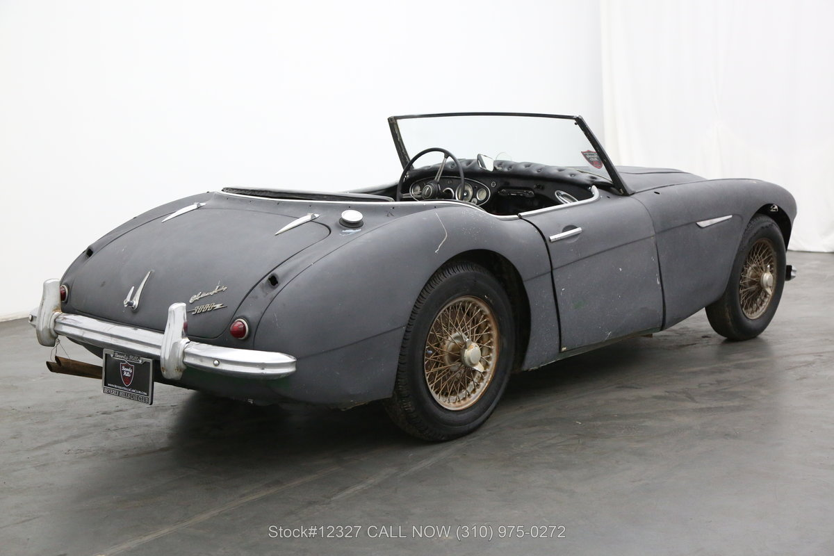 1960 Austin-Healey 3000 Convertible Sports Car For Sale (picture 3 of 6)