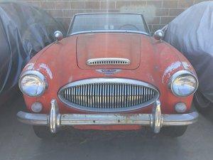 1964 Austin Healey 3000 MkIII BJ8 - Estate Sale