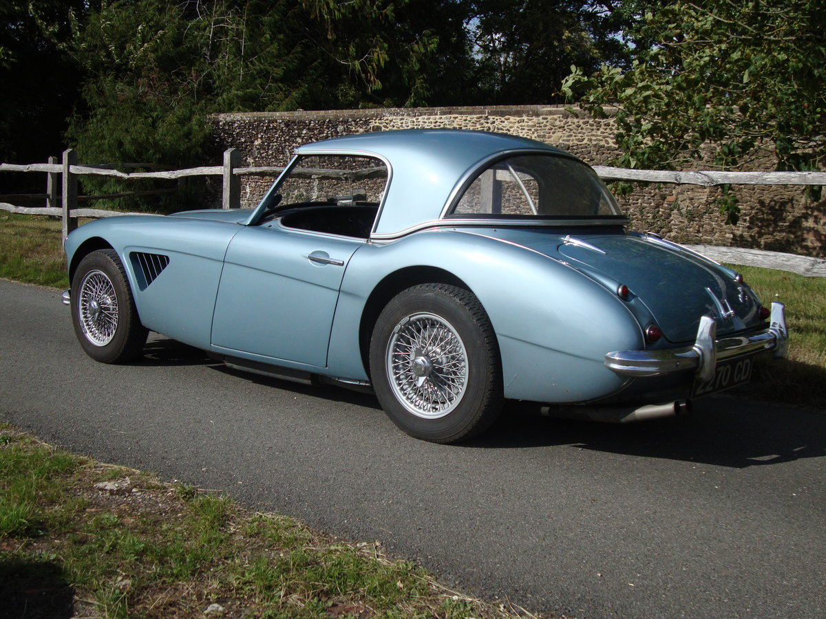 1960 Austin Healey 3000 BT7 For Sale (picture 2 of 6)