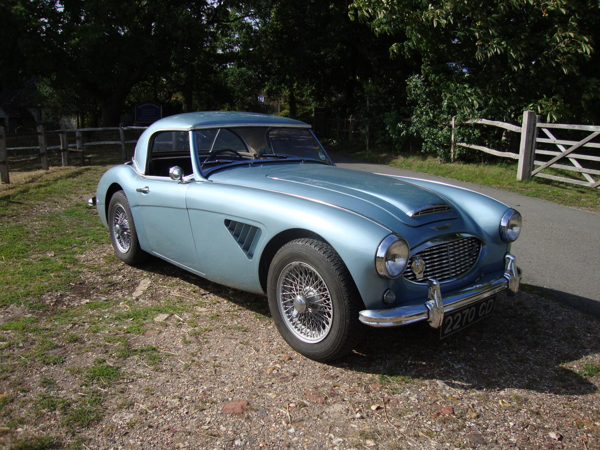 1960 Austin Healey 3000 BT7 For Sale (picture 3 of 6)
