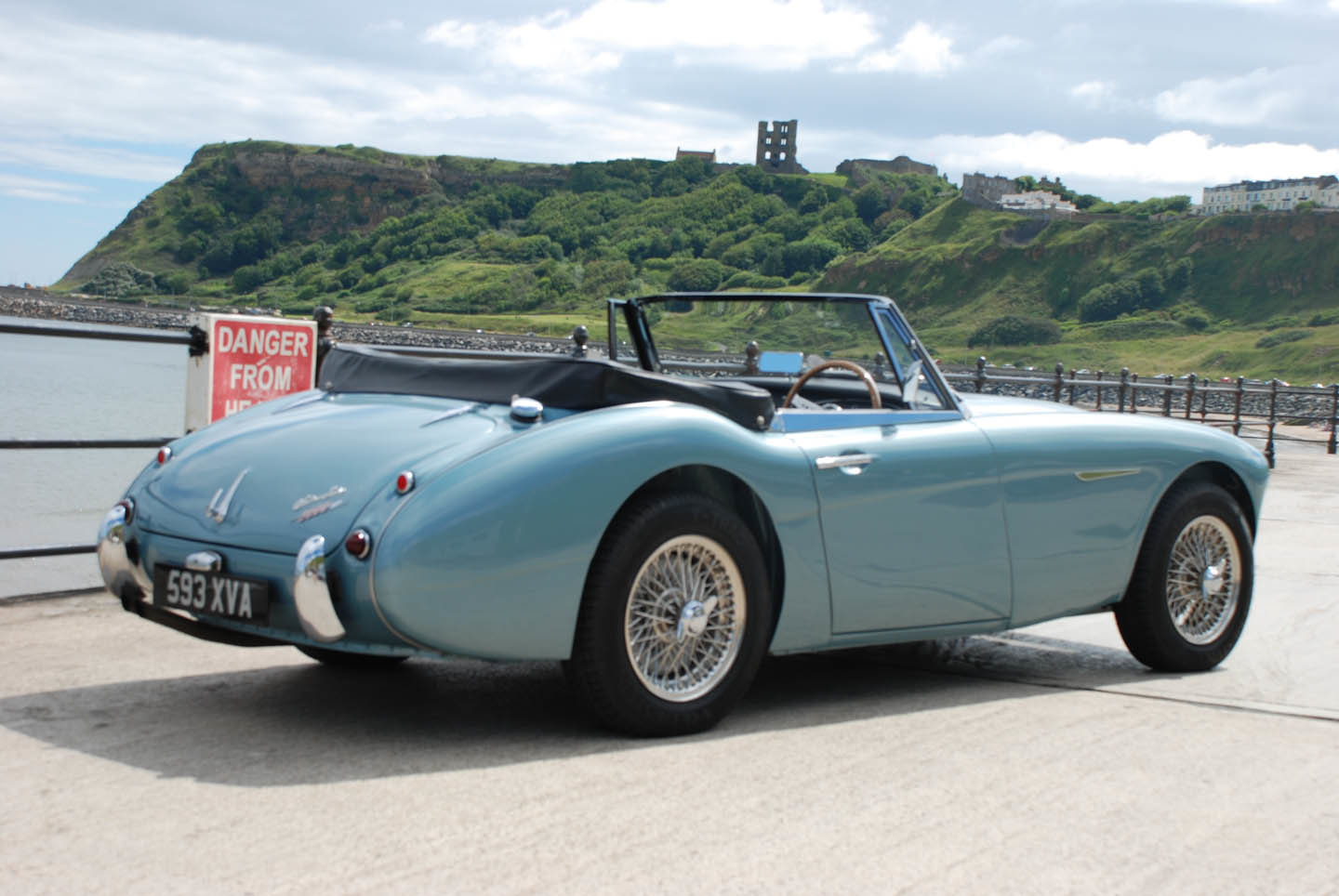 1962 Austin Healey 3000 Mk 2a BJ7 For Sale (picture 3 of 10)