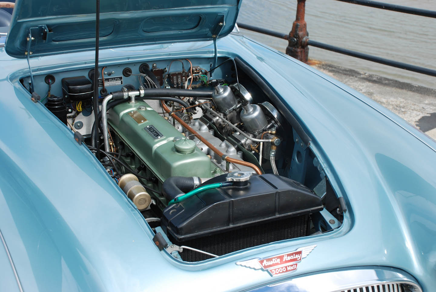 1962 Austin Healey 3000 Mk 2a BJ7 For Sale (picture 4 of 10)