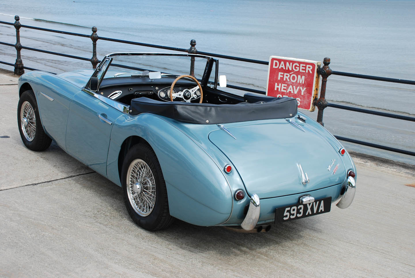 1962 Austin Healey 3000 Mk 2a BJ7 For Sale (picture 5 of 10)
