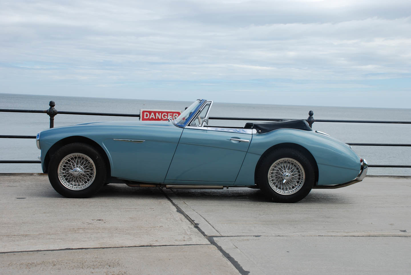 1962 Austin Healey 3000 Mk 2a BJ7 For Sale (picture 6 of 10)