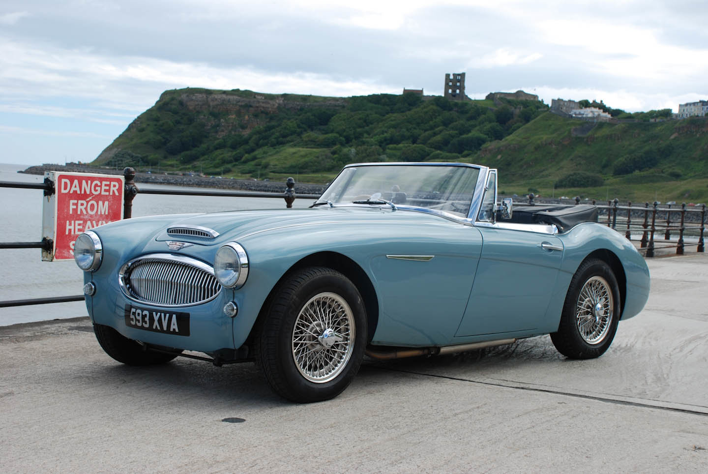 1962 Austin Healey 3000 Mk 2a BJ7 For Sale (picture 7 of 10)