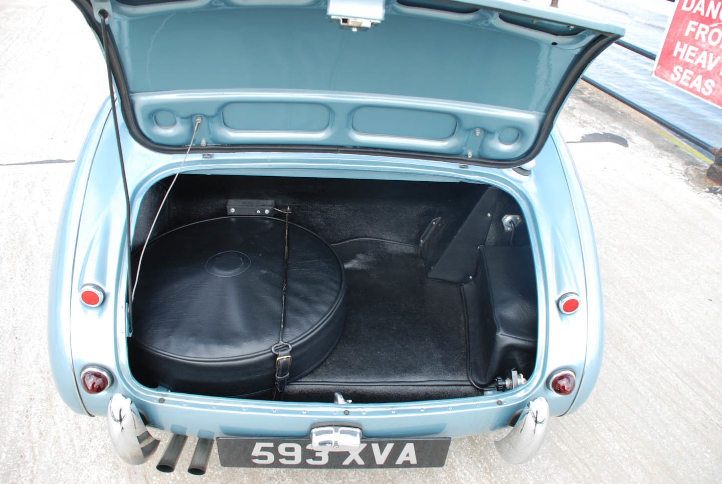 1962 Austin Healey 3000 Mk 2a BJ7 For Sale (picture 10 of 10)