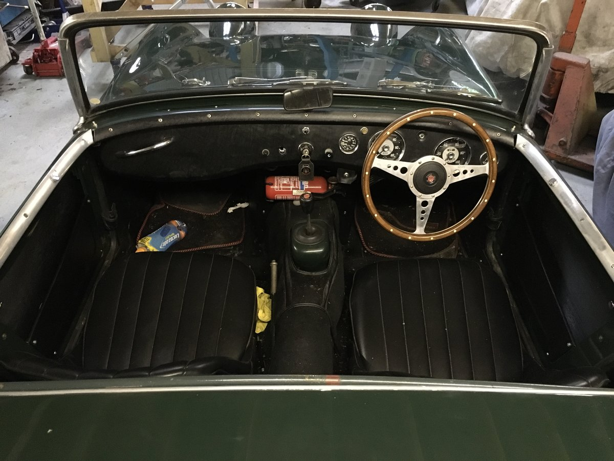 1960 Frogeye Sprite For Sale (picture 4 of 6)