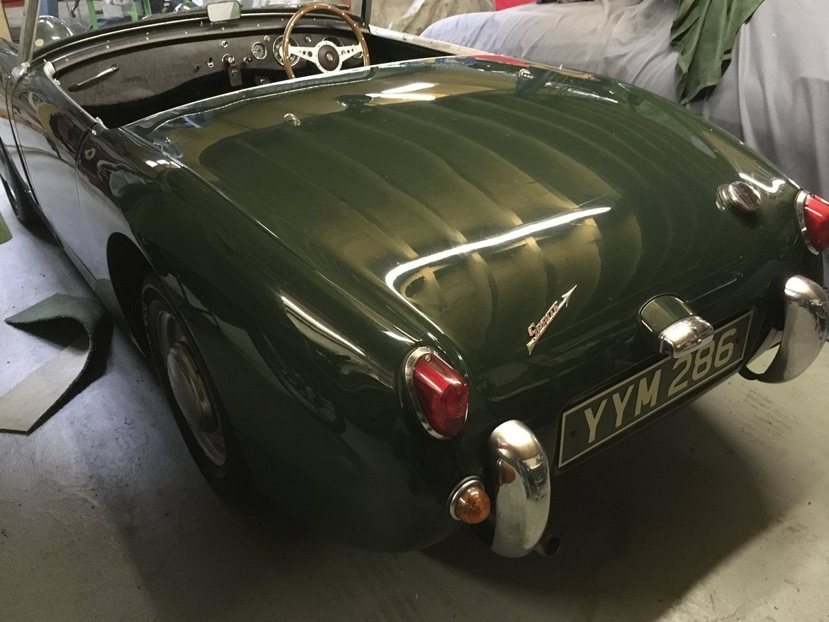 1960 Frogeye Sprite For Sale (picture 5 of 6)