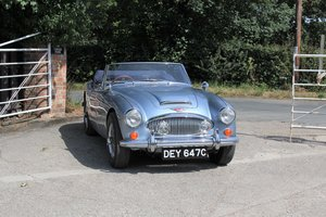 1965 Austin Healey 3000 MkIII Beautifully Presented, Matching Nos