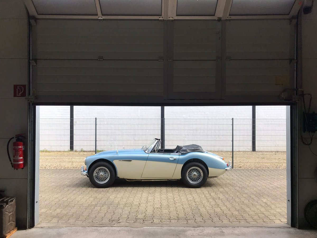 1965 Austin Healey 3000 MK III Cabrio  Fully  Restored For Sale (picture 1 of 6)