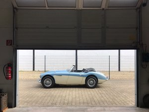 1965 Austin Healey 3000 MK III Cabrio  Fully  Restored