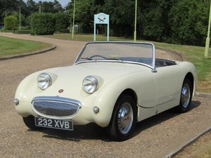1960 Austin Healey Frogeye Sprite MKI at ACA 22nd August  For Sale