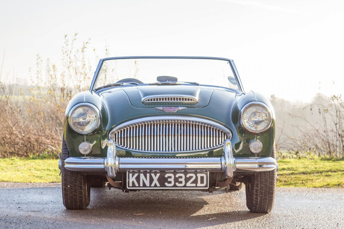 1966 The Austin Healey 3000 MkIII Phase II Pre-Production Prototy For Sale (picture 1 of 4)