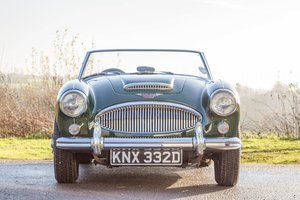 1966 The Austin Healey 3000 MkIII Phase II Pre-Production Prototy
