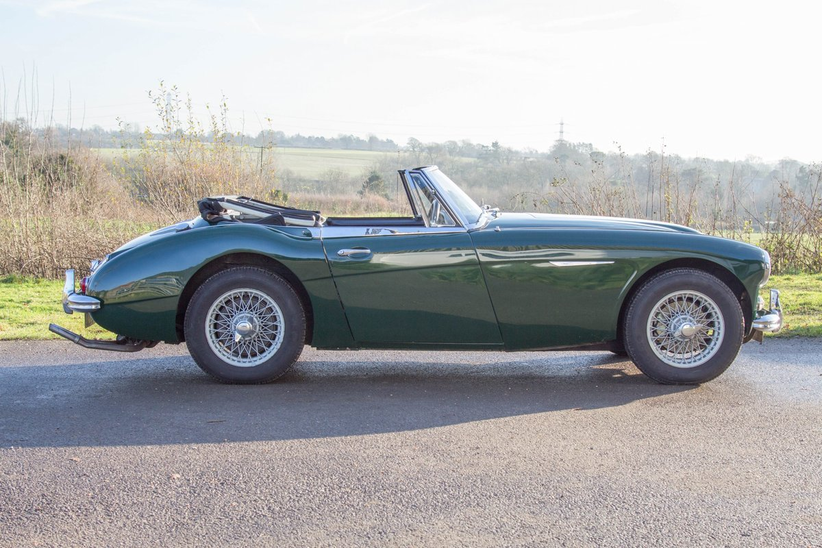 1966 The Austin Healey 3000 MkIII Phase II Pre-Production Prototy For Sale (picture 3 of 4)