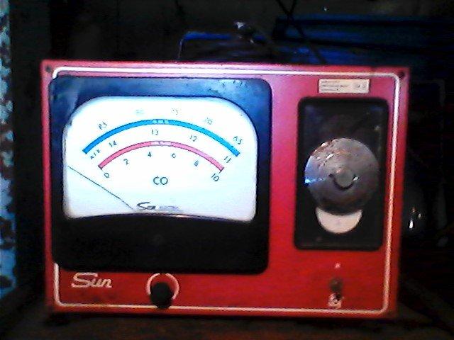 Sun Tuner 200 - classic equipment SOLD (picture 3 of 6)
